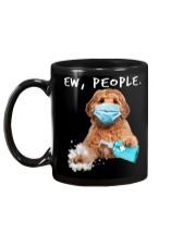 Labradoodle Eww Mug back
