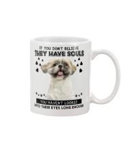 Shih Tzu 1 Soul Mug front