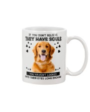 Golden Retriever Soul Mug front