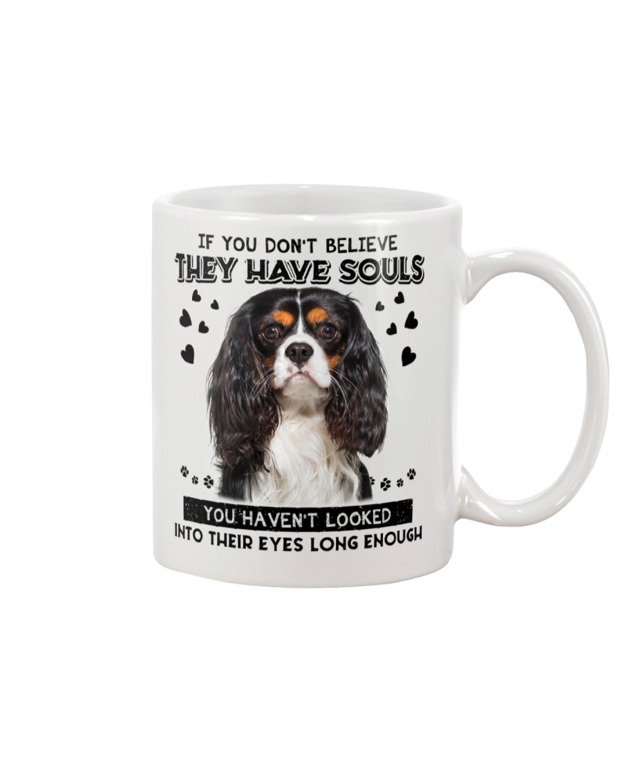 Cavalier King Charles Spaniel 2 Soul Mug