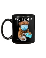 Dogue De Bordeaux Eww Mug back