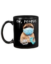 Pug Eww Mug back