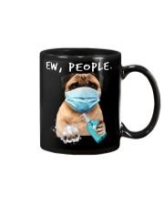 Pug Eww Mug front