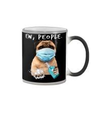 Pug Eww Color Changing Mug thumbnail