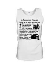A Farmer's Prayer - Limited Edition Unisex Tank thumbnail