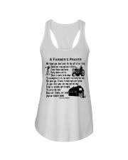 A Farmer's Prayer - Limited Edition Ladies Flowy Tank thumbnail