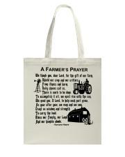 A Farmer's Prayer - Limited Edition Tote Bag thumbnail