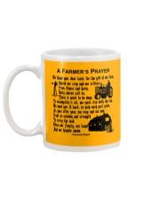 A Farmer's Prayer - Limited Edition Mug back