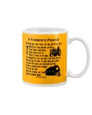 A Farmer's Prayer - Limited Edition Mug front