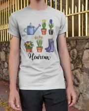 Heureux Jardin PERFECT GIFT  Classic T-Shirt apparel-classic-tshirt-lifestyle-21