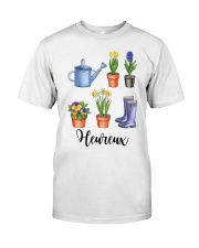 Heureux Jardin PERFECT GIFT  Classic T-Shirt front
