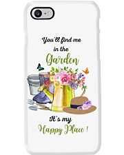 HAPPY PLACE GARDEN  Phone Case thumbnail