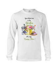 HAPPY PLACE GARDEN  Long Sleeve Tee thumbnail