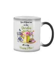 HAPPY PLACE GARDEN  Color Changing Mug thumbnail