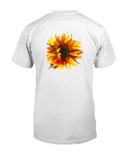 TOURNESOL MA FILLE - PRINT TWO SIDED - PERFECT GIF Classic T-Shirt back