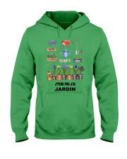 J'PEUX PAS J'AI JARDIN - PRINT TWO-SIDED Hooded Sweatshirt thumbnail
