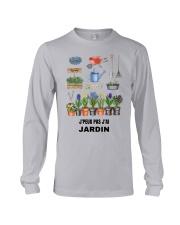 J'PEUX PAS J'AI JARDIN - PRINT TWO-SIDED Long Sleeve Tee thumbnail