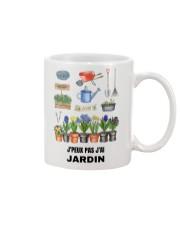 J'PEUX PAS J'AI JARDIN - PRINT TWO-SIDED Mug thumbnail