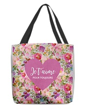 PERFECT GIFT  Print two-sided Meilleur maman  All-over Tote back