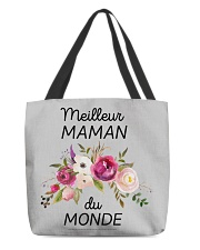 PERFECT GIFT  Print two-sided Meilleur maman  All-over Tote front