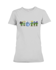 GARDEN JARDIN  Premium Fit Ladies Tee thumbnail
