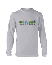 GARDEN JARDIN  Long Sleeve Tee tile