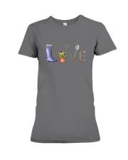 LOVE AIMER - PERFECT GIFT  Premium Fit Ladies Tee thumbnail