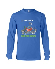MON BUREAU JARDIN - PRINT TWO SIDED - PERFECT GIFT Long Sleeve Tee thumbnail