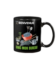 MON BUREAU JARDIN - PRINT TWO SIDED - PERFECT GIFT Mug thumbnail