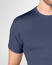 MON HOMME - Print TWO SIDED - CADEAU PARFAIT Premium Fit Mens Tee garment-premium-fit-men-tee-detail-front-neck-01