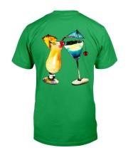 MEILLEURE AMIE Tropical Classic T-Shirt back