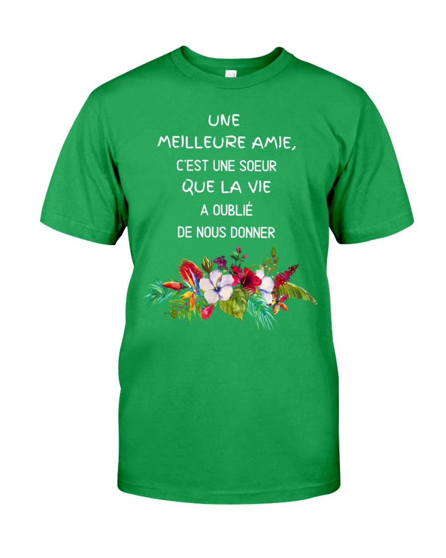 MEILLEURE AMIE Tropical Classic T-Shirt