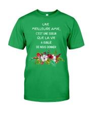 MEILLEURE AMIE Tropical Classic T-Shirt front