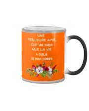 MEILLEURE AMIE Tropical Color Changing Mug thumbnail