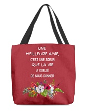 MEILLEURE AMIE Tropical All-over Tote thumbnail