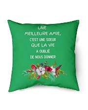 "MEILLEURE AMIE Tropical Indoor Pillow - 16"" x 16"" thumbnail"
