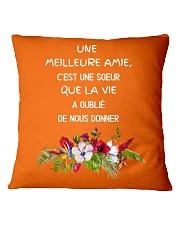 MEILLEURE AMIE Tropical Square Pillowcase thumbnail