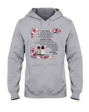 À MA FILLE - SUPER GIFT  Hooded Sweatshirt thumbnail