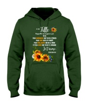 À Ma Fille Perfect gift Sunflower Hooded Sweatshirt thumbnail