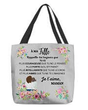 Je t'aime ma fille All-over Tote thumbnail