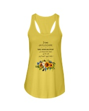 MON AMIE - PERFECT GIFT  Ladies Flowy Tank thumbnail