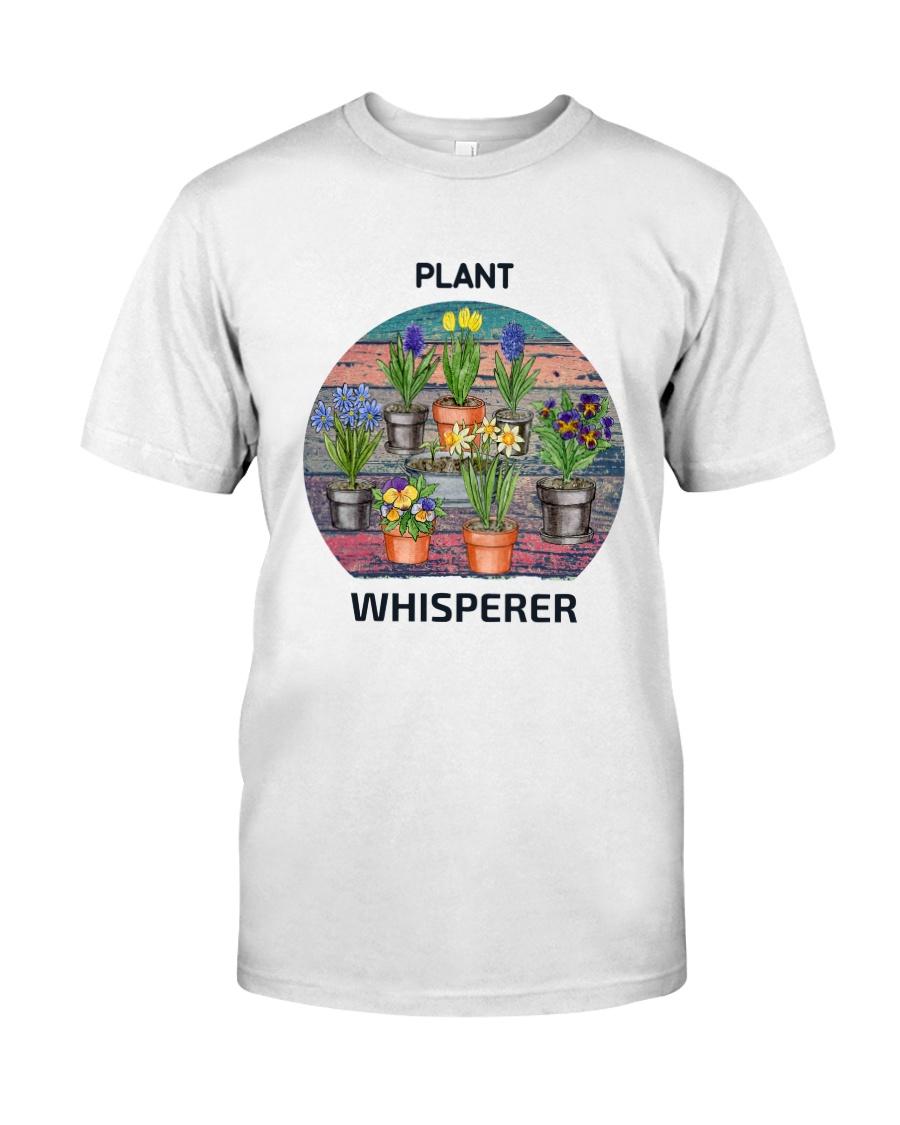 Plant Whisperer CADEAU PARFAIT Classic T-Shirt