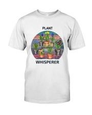 Plant Whisperer CADEAU PARFAIT Classic T-Shirt front