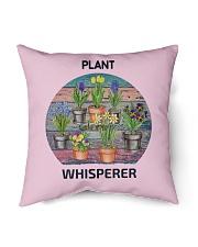 """Plant Whisperer CADEAU PARFAIT Indoor Pillow - 16"""" x 16"""" thumbnail"""