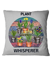 Plant Whisperer CADEAU PARFAIT Square Pillowcase thumbnail
