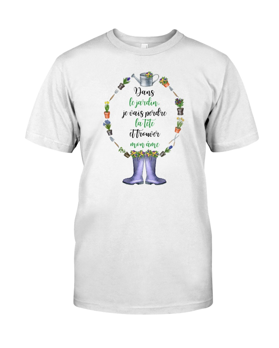 TROUVER MON ÂME - PRINT TWO SIDED - PERFECT GIFT Classic T-Shirt