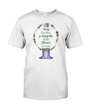 TROUVER MON ÂME - PRINT TWO SIDED - PERFECT GIFT Classic T-Shirt front