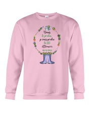 TROUVER MON ÂME - PRINT TWO SIDED - PERFECT GIFT Crewneck Sweatshirt tile