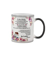 PERFECT GIFT - Print two-sided PARFAIT CADEAU  Color Changing Mug thumbnail