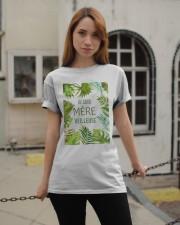 Mère Veilleuse Classic T-Shirt apparel-classic-tshirt-lifestyle-19